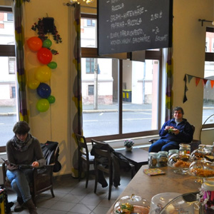 Café Maulwurf